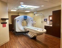 leader in CT scans
