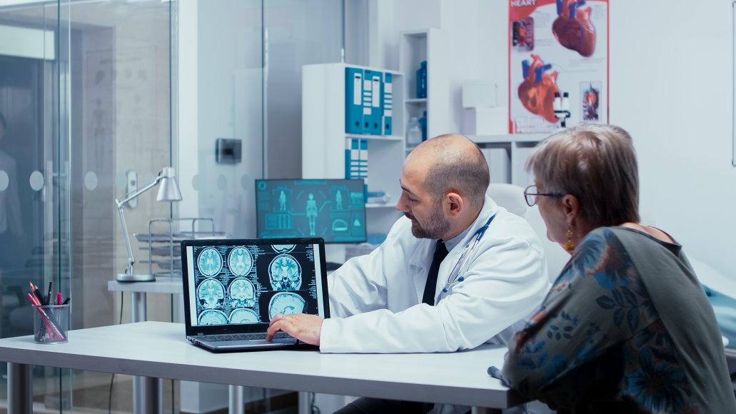 PET vs CT scan